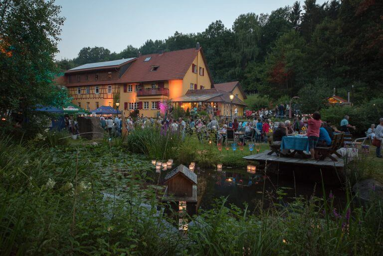 Heckenmühle 2018